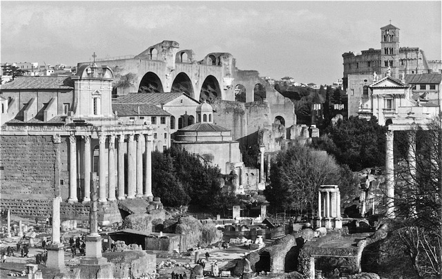 who found the city of rome - photo#7