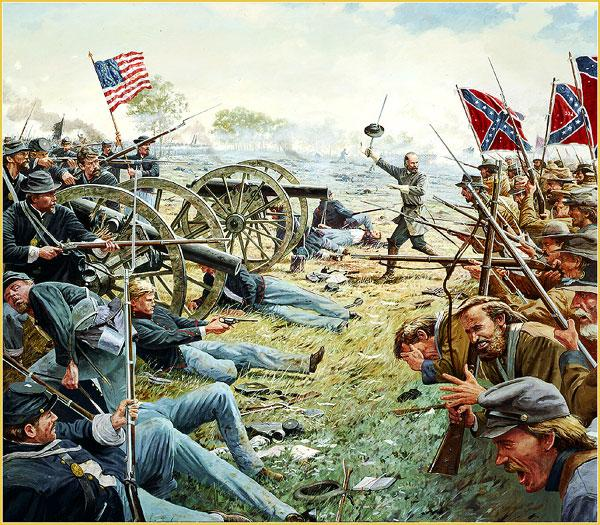 Image result for the battle of gettysburg ends