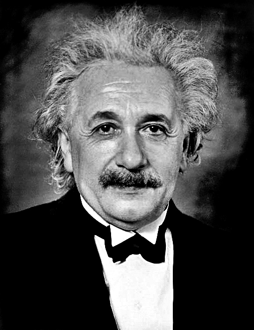 albert einstein date in death