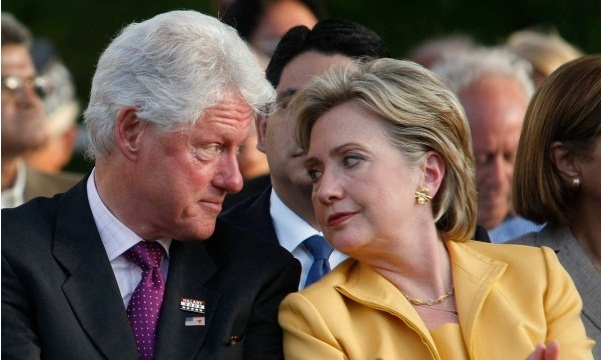 Hillary Clintons Wikipedia Hacked Replaced With Porn - Wikipedia bill clinton